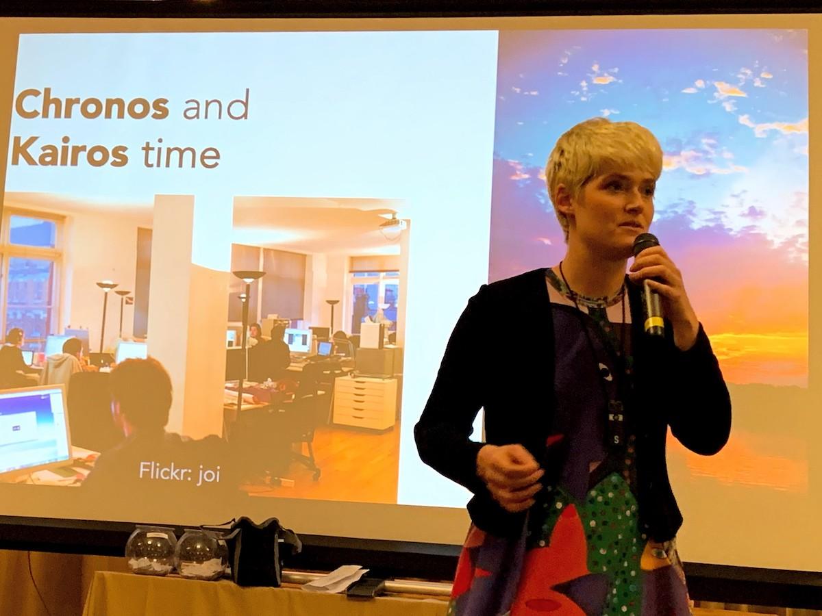 Amber Case keynote speaker